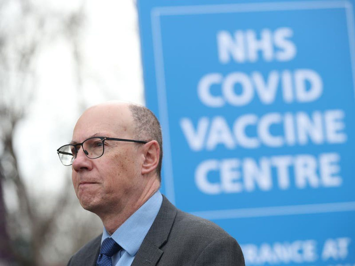 Vaccination centres 'are safe' – NHS chief