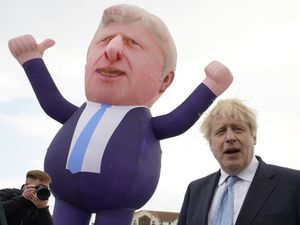 Johnson on course for Scottish independence clash with Sturgeon