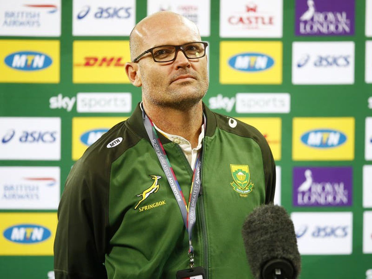 Officials were right to rule out Le Roux's try against Lions: Jacques Nienaber