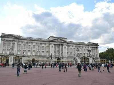Man held at Buckingham Palace over Taser device released after genuine error