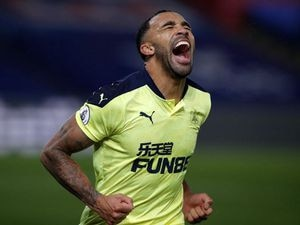 Callum Wilson and Joelinton strike late on as Newcastle win at Crystal Palace