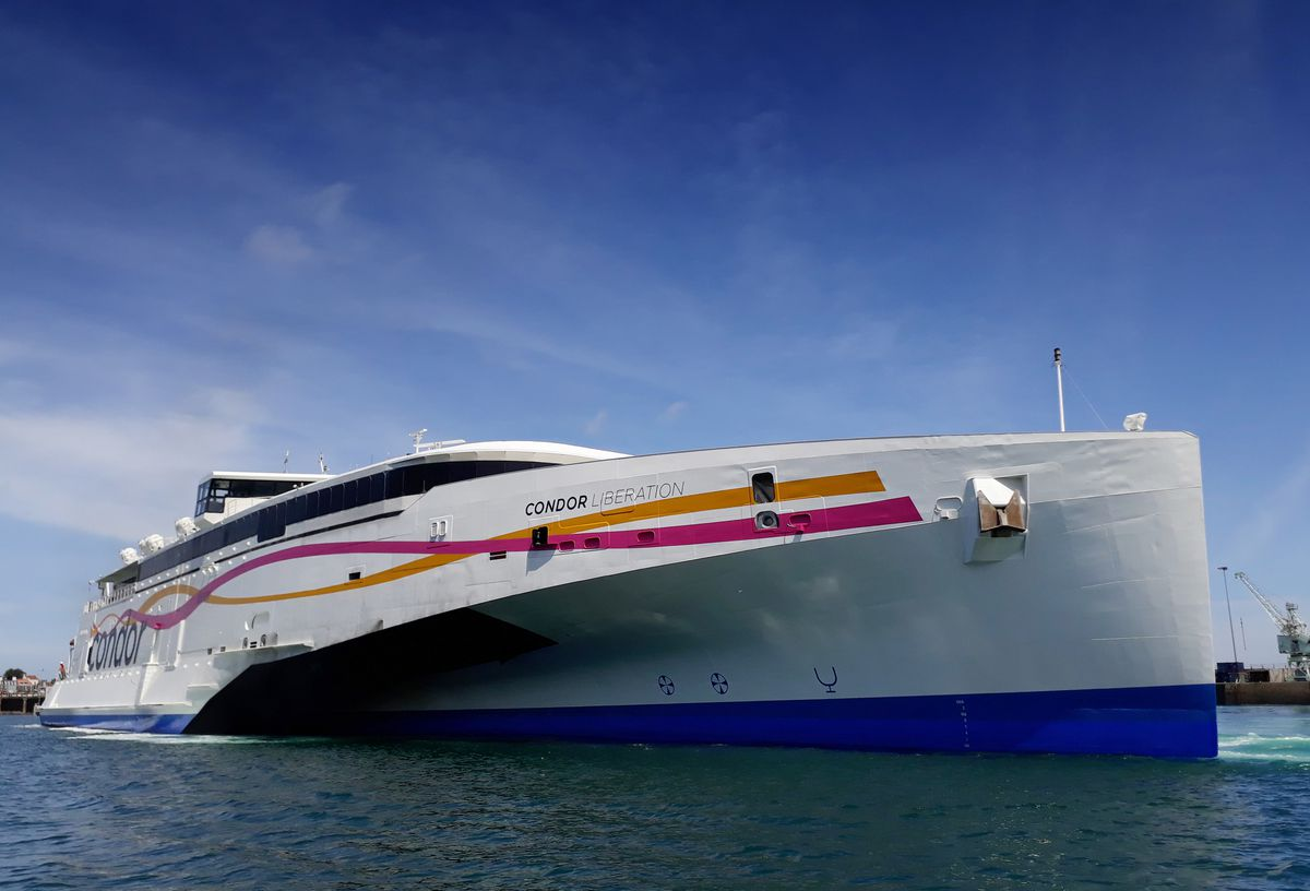 Picture By Peter Frankland. Condor Liberation. (28394981)