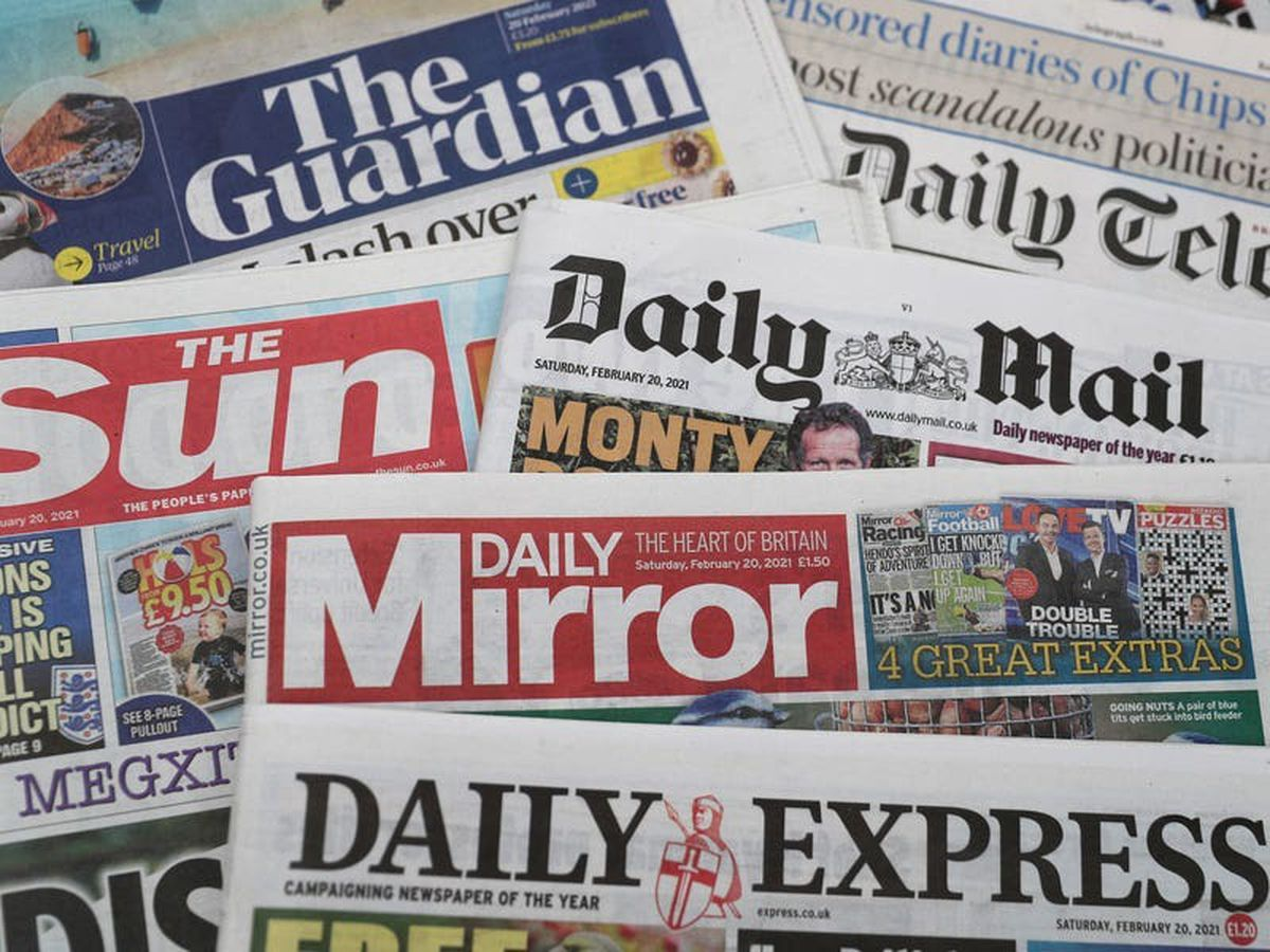 What the papers say – July 23