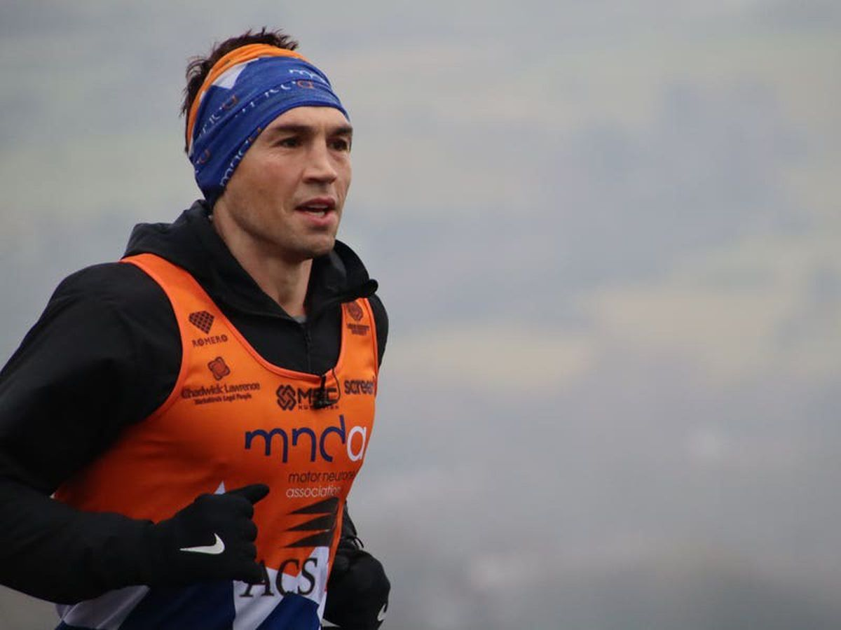 'Just trying to help a mate' – Kevin Sinfield awarded OBE for MND fundraising