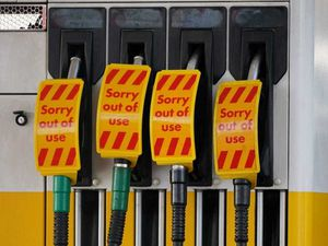 One in three drivers unable to buy fuel at height of shortage, figures show