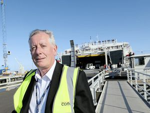Condor managing director Paul Luxon. (Picture by Adrian Miller, 19413422)