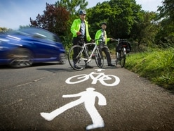 'It shouldn't be a case of drivers v. cyclists on roads'