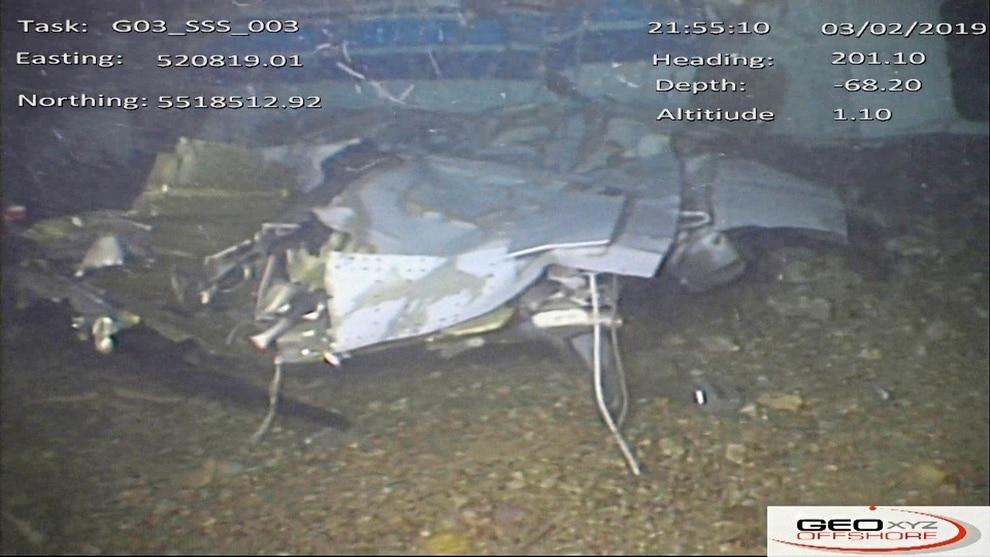 Sala crash: interim air accident report released | Guernsey