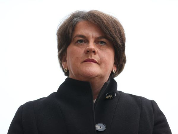 Arlene Foster calls for alternative to Northern Ireland Protocol