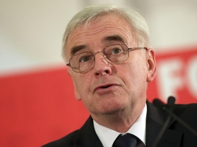 John McDonnell tells how he still longs for a united Ireland