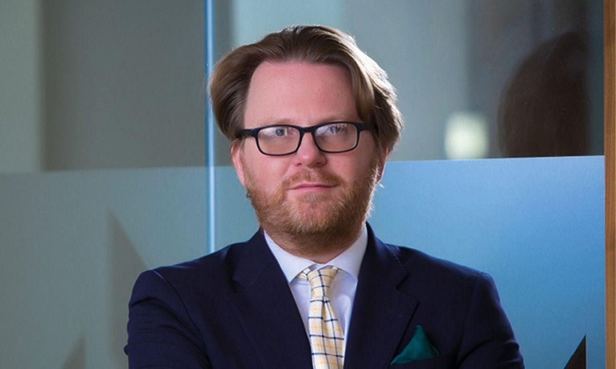 Mark Dunster of Carey Olsen.