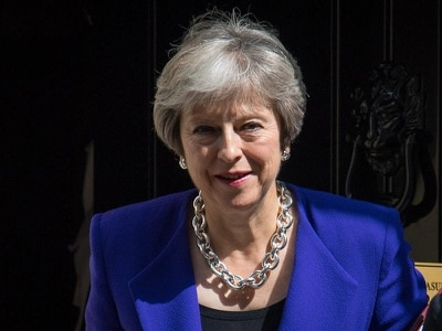 May takes Cabinet north to project pro-Brexit future