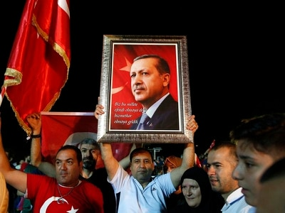 Erdogan confirmed winner of Turkey election that brings sweeping new powers