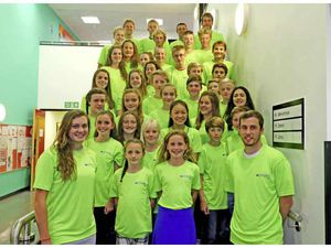 Guernsey aim to retain swimming inter-insular title without star man Hollingsworth