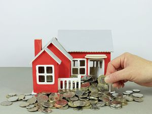 Releasing Equity In Your Home Concept. (29922094)