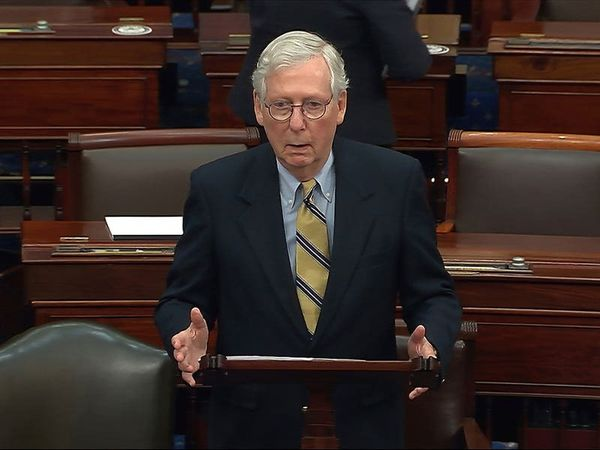 McConnell pledges support for Trump if he wins 2024 nomination