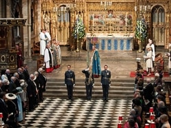 Westminster Abbey service to mark 80th anniversary of Battle of Britain