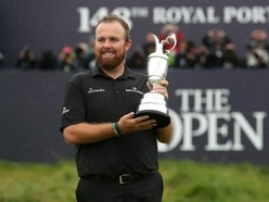 The Open day four: Shane Lowry secures first major