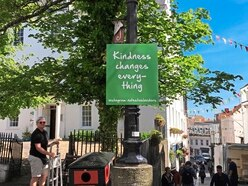 Parish constables U-turn on artist's mental health signs