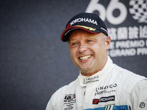 PRIAULX Andy, (GRB), Cyan Performance Lynk & Co, Lynk & Co 03 TCR, portrait during the 2019 FIA WTCR World Touring Car cup of Macau, Circuito da Guia, from november  14 to 17 - Photo Florent Gooden / DPPI Andy Priaulx wins in Macau.. (26381318)