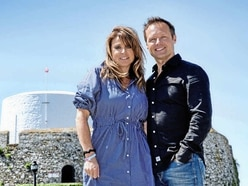 Pride of Guernsey: Please vote now say our hosts Jo and Andy Priaulx