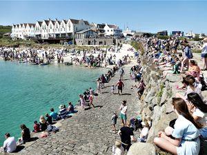 Alderney Week is back on. (28397645)