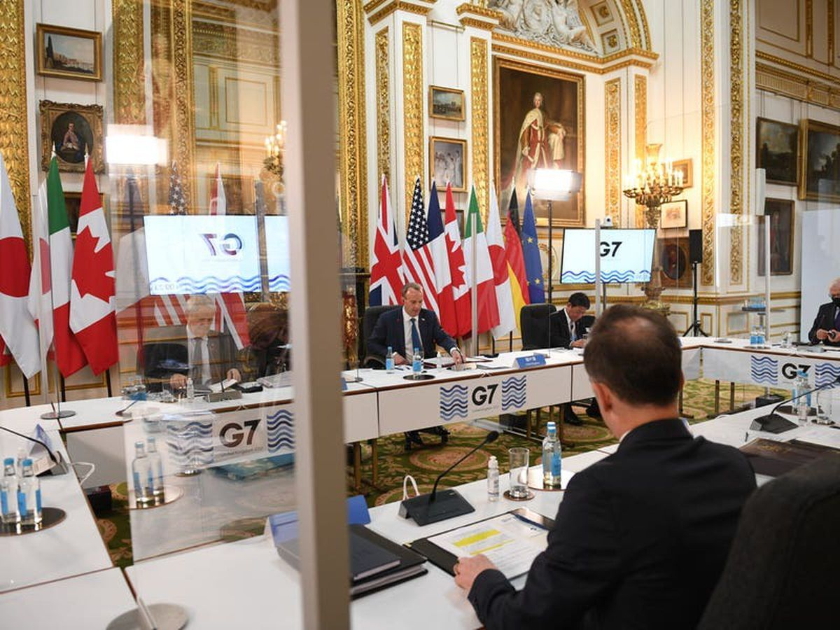 Coronavirus cases detected among Indian delegation ahead of G7 talks