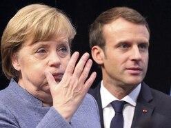 France's Emmanuel Macron concerned at Germany's political impasse