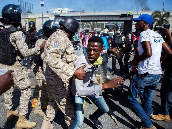 Haiti braces for unrest as opposition demands new president