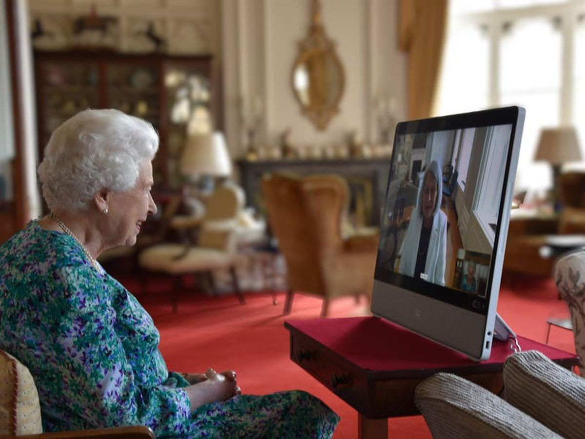 Queen holds video call with Canada's first indigenous Governor General