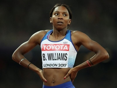 Team GB sprinter 'considering legal action against Met' after stop and search