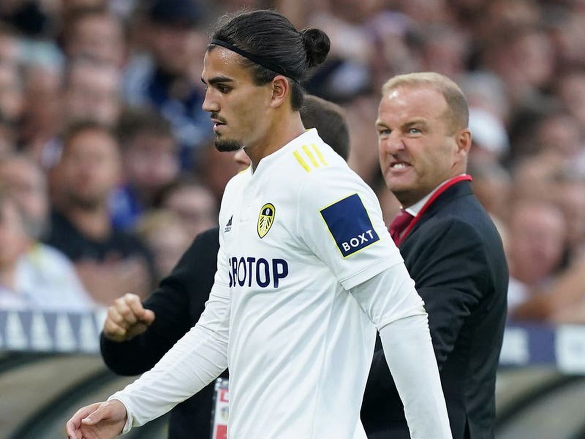 Leeds' appeal against Pascal Struijk red card rejected by FA