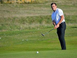 The reigning island men's champion Jeremy Nicolle. (Picture by Gareth Le Prevost, 28379971)