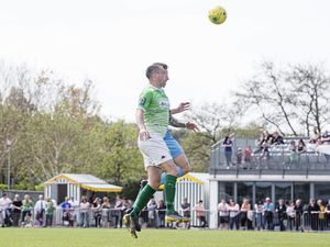 Tower of strength: Jamie Dodd always rises to the occasion.  (24472203)