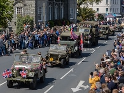 Special seating to watch Liberation Day 75 parade and cavalcade
