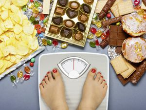 'Having avoided getting on the scales for a very long time I finally faced my reality.'
