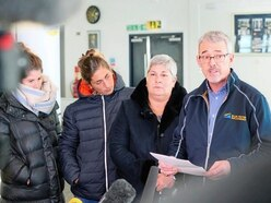 Sala's family flown over seas where plane was lost, seabed survey planned