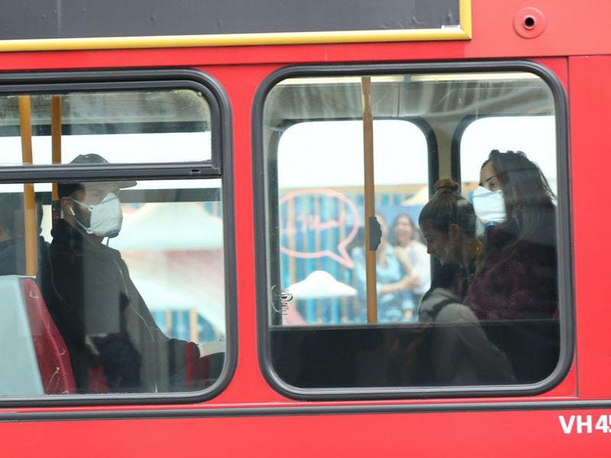 Bus journeys were down 238m in year ending in March