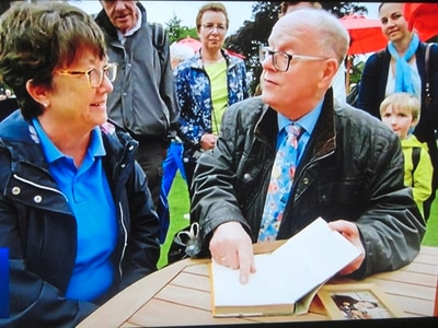 Antiques Roadshow values Wombles book