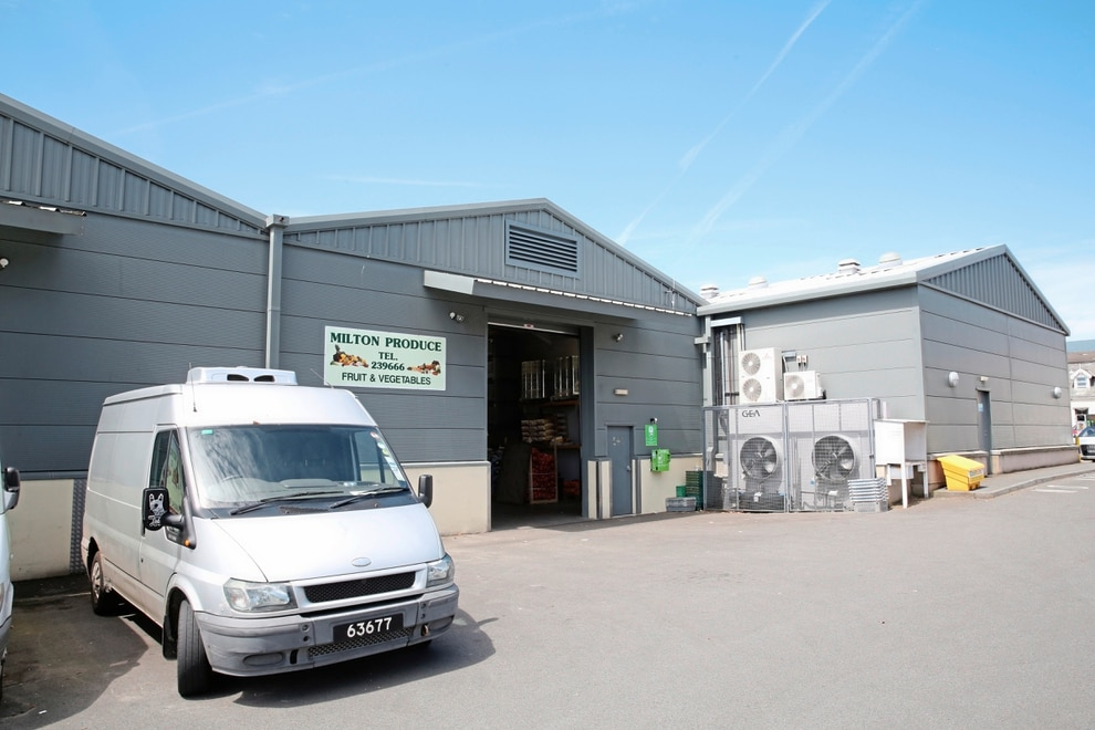 Just one star out of five for food wholesalers | Guernsey Press