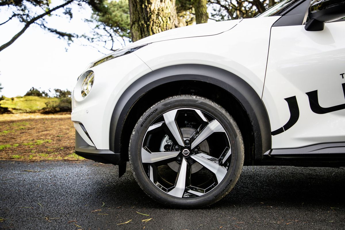 Picture by Sophie Rabey.  09-01-20.  Nissan Juke from Freelance garage.  February DRIVE.. (26853867)