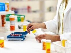 Prescriptions cost taxpayer £16.8m.