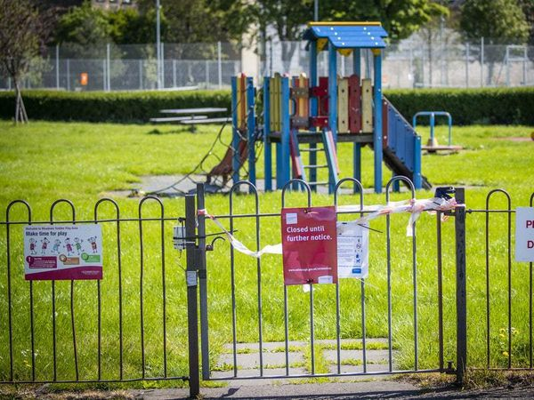 Closing parks should be last resort in any lockdown, say experts