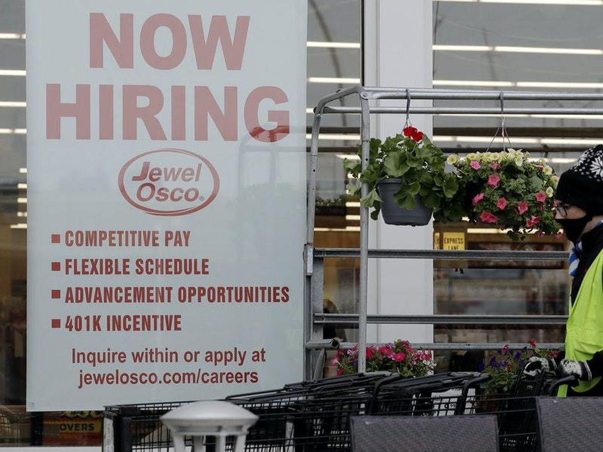 US hiring slows sharply to 245,000 jobs as coronavirus intensifies