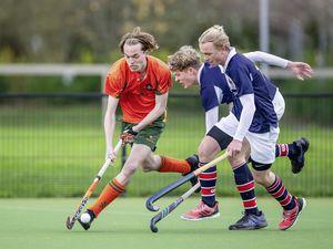 Guernsey Hockey.Indies v Elizabeth College.Mens Division 1....www.guernseysportphotography.com. (29012464)