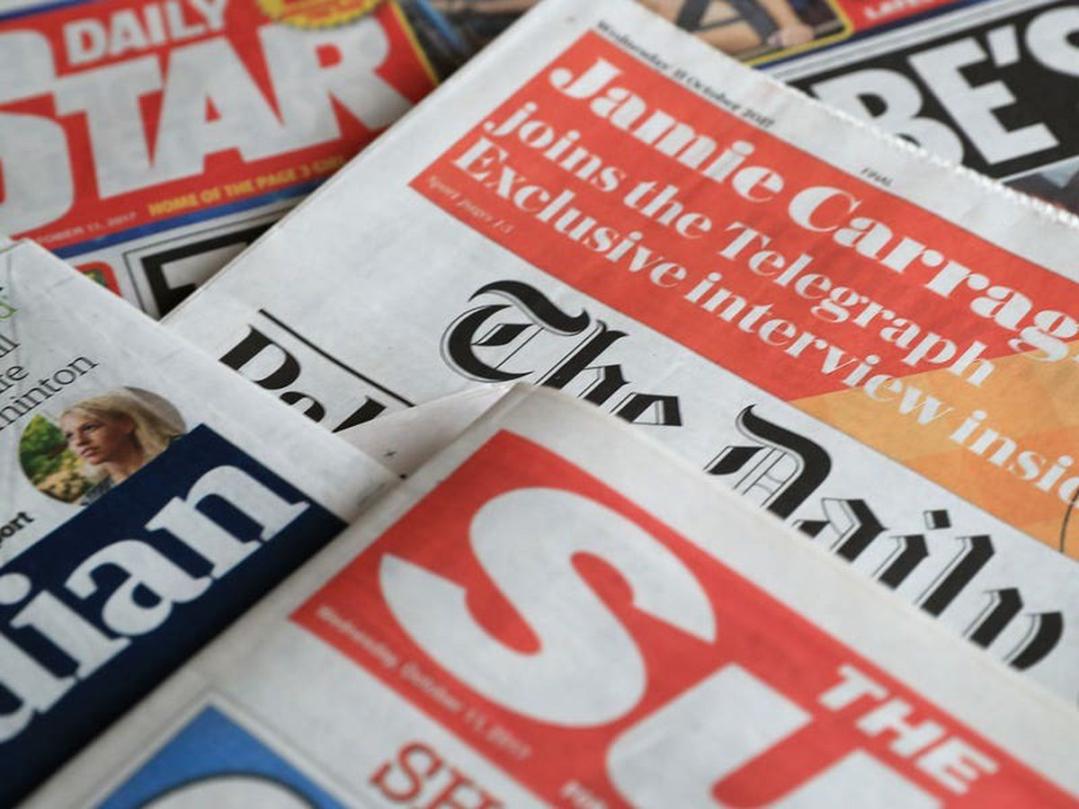 What the papers say – February 15