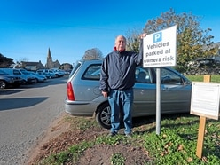 Vale Church to tackle problem of abandoned cars