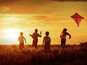 Were we really allowed as children to roam freely from dawn to dusk? (Vasilyev Alexandr/Shutterstock.com) (24384530)