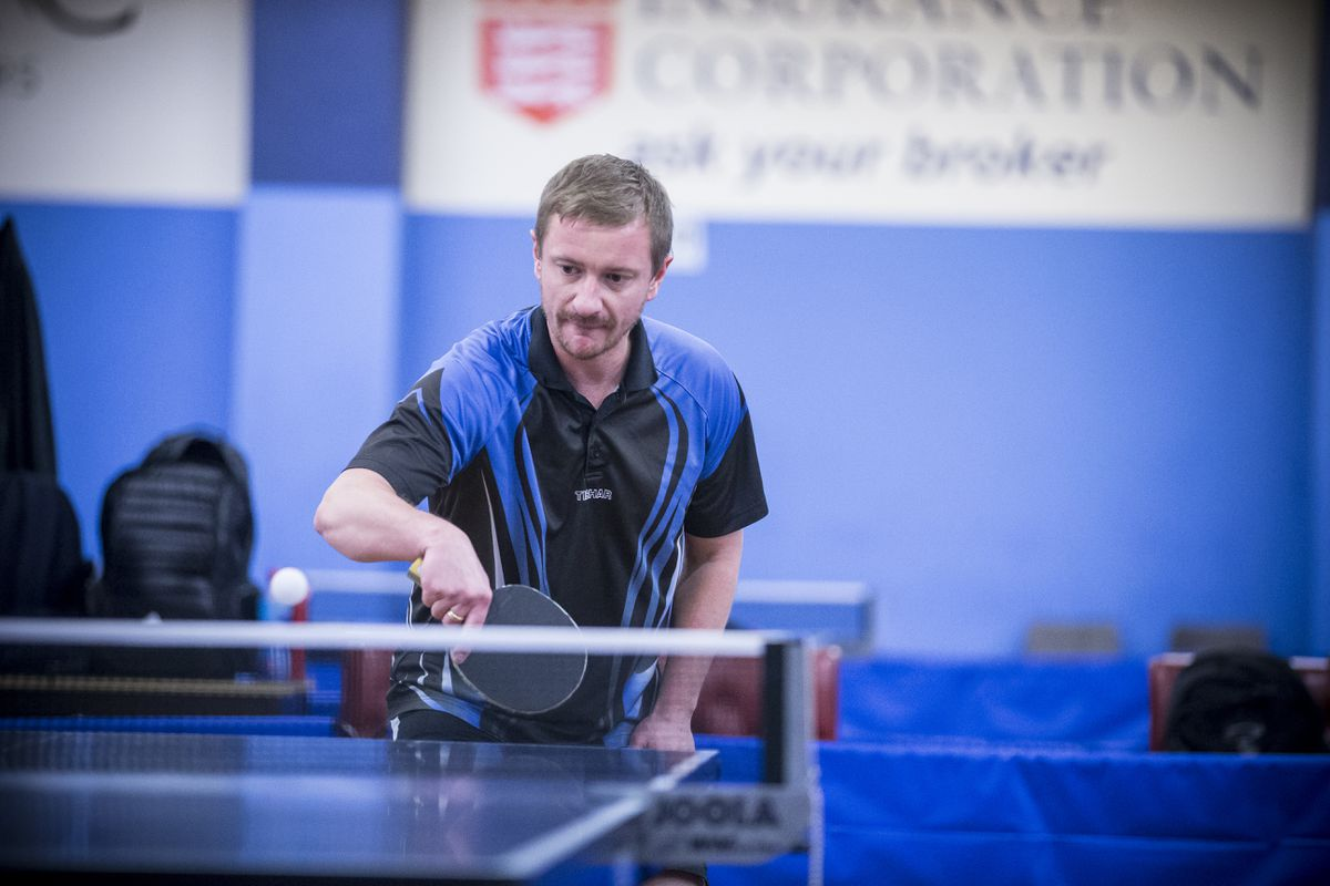 Debutant: Steve Ozanne won twice in his first weekend of British League action. (Picture by Peter Frankland, 26528902)