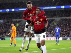 Martial and Lingard sidelined for at least two weeks